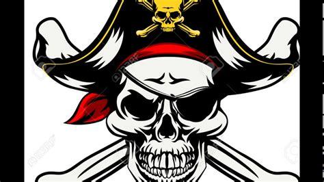imagenes de calaveras y calabazas calavera de piratas youtube