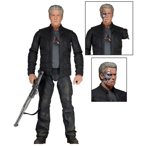 Kaos Terminator Genisys 18 terminator genisys figure pops t 800 18 cm reservoir toys