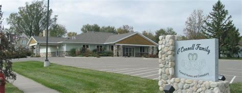 o connell funeral home baldwin wi funeral homes