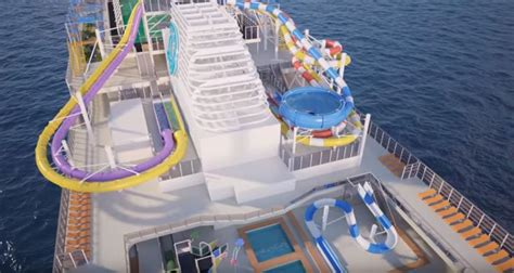 Royalcaribbean by New Rendering Video Released Of Genting Dream