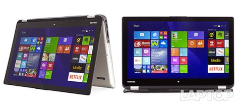 Harga Laptop Toshiba Yang Layarnya Bisa Dilepas review dan harga toshiba satellite radius p55w