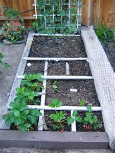 square vegetable garden 3 steps to the vegetable garden part three