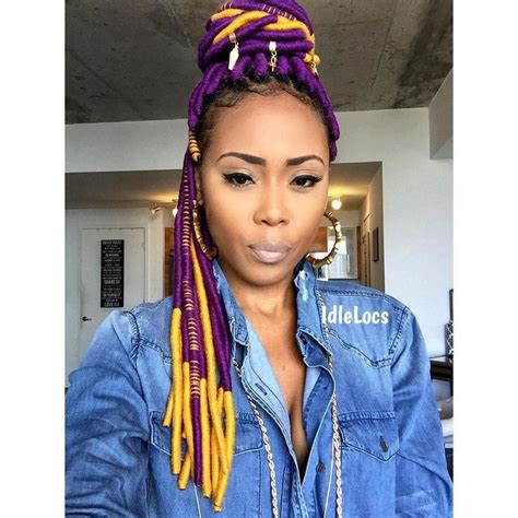 faux dreads in las vegas 17 best images about lovely locs on pinterest bobs