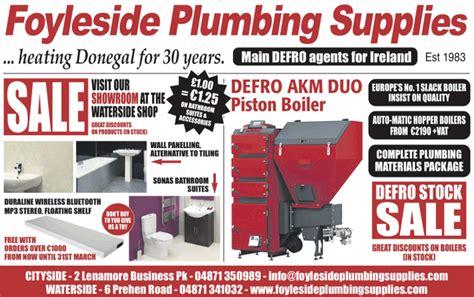 Eps Plumbing Supplies by Foyleside Plumbing Supplies Derry