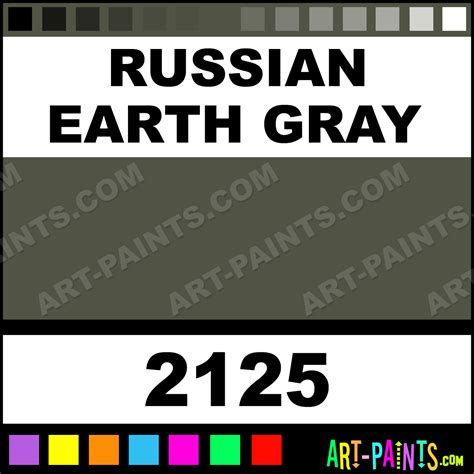 russian earth gray model acrylic paints 2125 russian earth gray paint russian earth gray
