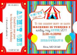 Carnival Themed Invitations Templates Free by 7 Best Images Of Free Carnival Printable Birthday