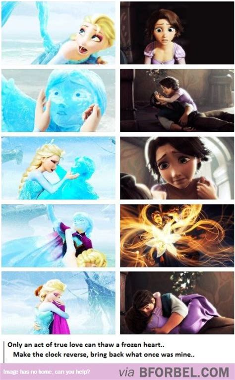 film theory elsa rapunzel frozen and tangled on pinterest