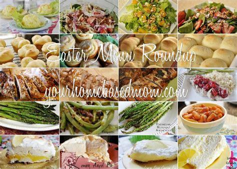 easter menu roundup