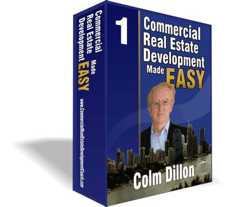 is commercial real estate for you books c