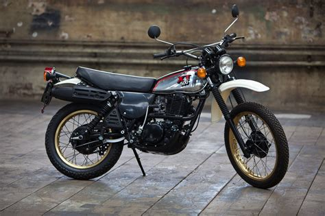 Yamaha Xt 500 Motor Lackieren by Umgebautes Motorrad Yamaha Xt 500 Von M 228 Ge Motos Gmbh