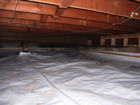crawl space vapor barrier adv home energy richmond ca