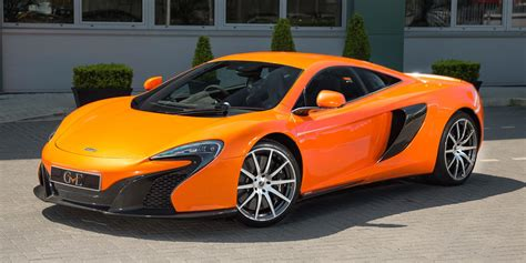 used 2016 mclaren 650s coupe for sale in pistonheads