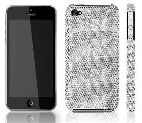 Casing Swarovsky simple swarovski for iphone 5s and iphone 5