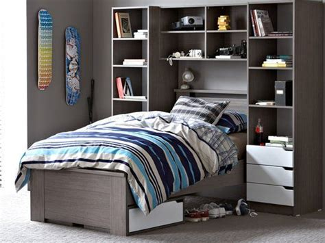 overhead storage bedroom furniture calypso single bed frame fred s bedroom pinterest