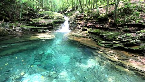 the devils bathtub pool at devil s bathtub youtube