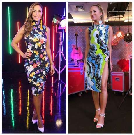 Blackout Blazer Neymar duelo fashion confira looks de ivete e no the voice