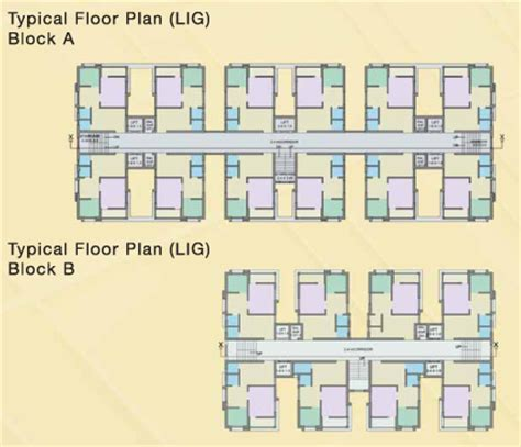 Ews Apartment Plans Multi Storied Apartment Complex Dumuduma Phase Vii