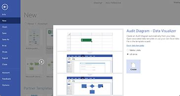 What S New In Visio 2016 Office Support Visio Data Visualizer Template