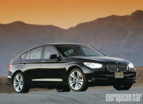 2010 Bmw 550i 2010 Bmw 550i Gran Turismo European Car Magazine