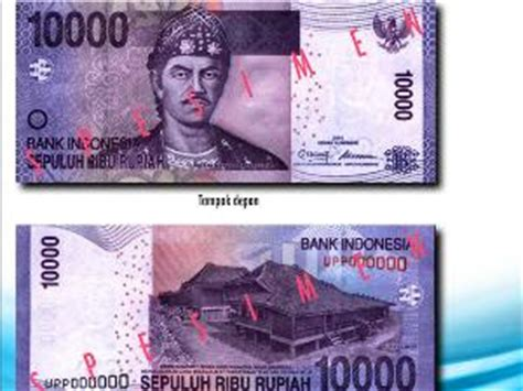 film uang panai terbaru inilah bentuk dan gambar uang baru rp 1 000 logam dan rp