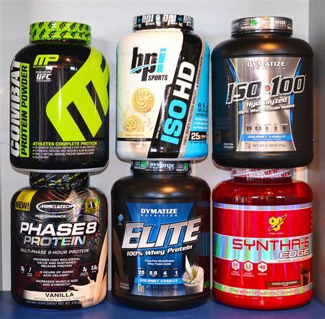 supplement 8g 10 high protein supplements