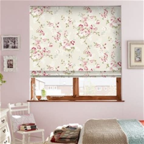 pink patterned roman blind be pretty in pink with fabulous floral blinds web blinds