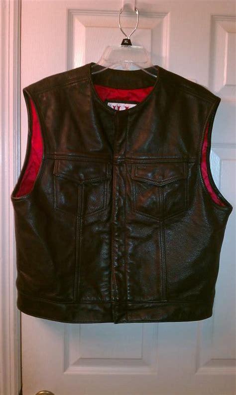 hängematte xl f s ha leather vest with lining xl harley davidson