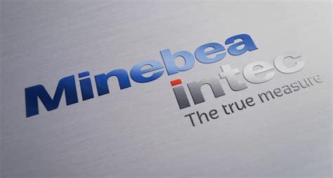 sartorius intec rebrands  minebea intec industry business