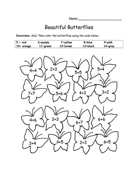 butterfly coloring pages with numbers 10 best images of butterfly color by number worksheets