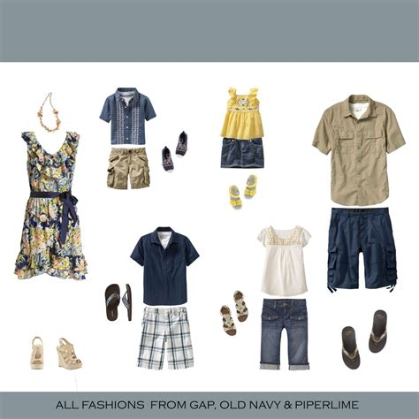 clothing themes for family pictures what to wear for family portraits in july capturing joy