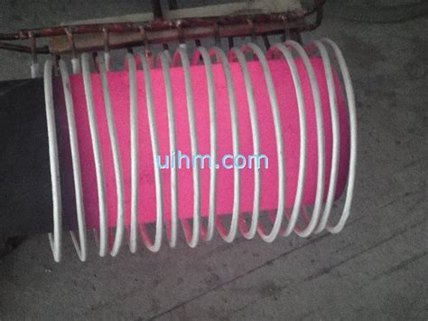 induction heating metal induction heating big steel pipe united induction heating machine limited of china