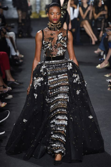 Mini Madness Couture In The City Fashion by Elie Saab Fall Winter 2016 Haute Couture Fashion