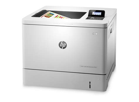 hp color laserjet enterprise m553dn printer hp store