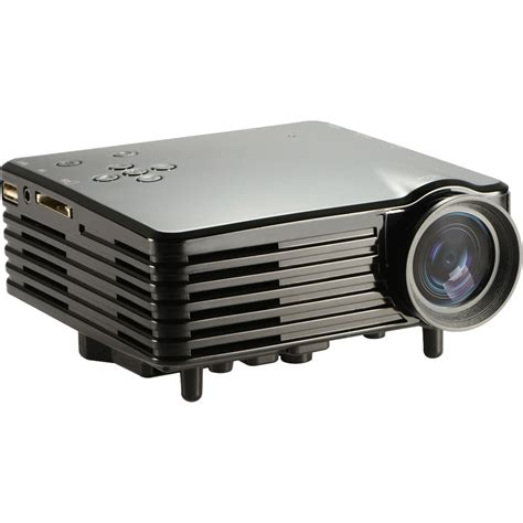 Mini Projector Led Luxeon avinair 7s mini portable led projector avpj mp7s b h photo