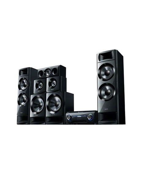buy sony ht m5 5 1 component home theatre system at