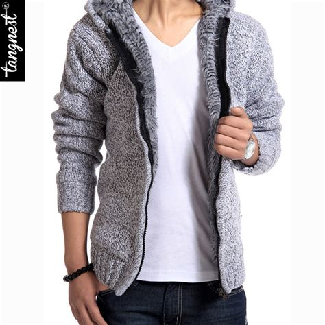 Vest Cardigan Batik Fashionnable tangnest s winter sweater 2017 new fashion autumn thick hooded sweaters cardigan