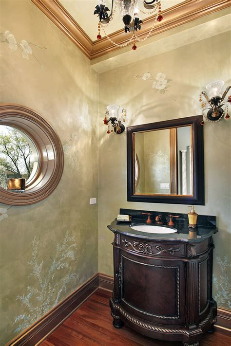 window decor powder room 30 powder room decorating ideas photo gallery