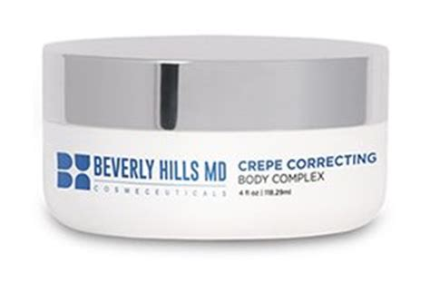 doe beverly hills crepe correcting cream work beverly hills md crepe correcting body complex reviews
