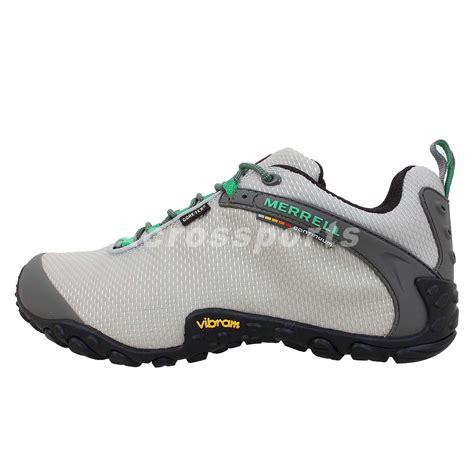 merrell vibram running shoes merrell chameleon ii tex 2 vibram outdoors