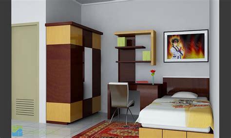 desain kamar kost sederhana tapi menarik contoh desain kamar kost rapi dan menarik creo house