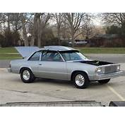 Sell New 1979 Chevrolet Malibu Pro Street 377 SBC In