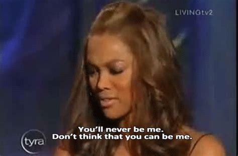 Tyra Banks Meme - 15 times tyra banks proved she s actually a philosopher
