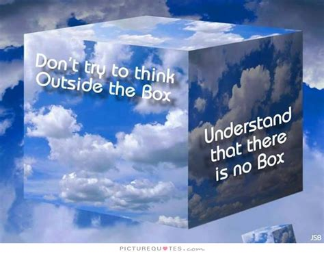 On Salons My Thoughts Explained by Think Outside The Box Quotes Quotesgram