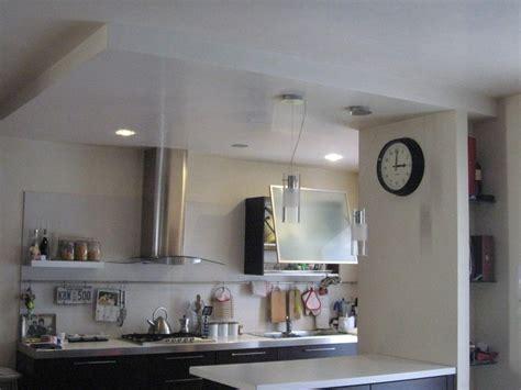 controsoffitto in cartongesso cucina opere in cartongesso controsoffitto cucina e nicchia