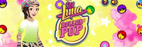 soy luna roller pop soy luna games playerthree games development studio