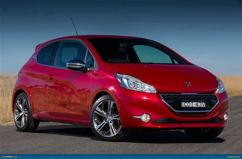 peugeot 209 for sale ausmotive com 187 peugeot 208 gti australian pricing specs