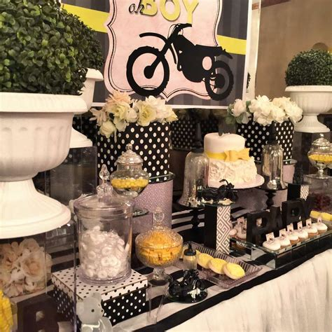 Bike For Baby Shower by Motorcycle Theme Babyshower Baby Shower Ideas Baby