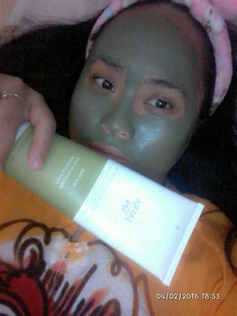 Masker Hijau Jafra dfairy review jafra spa mud mask