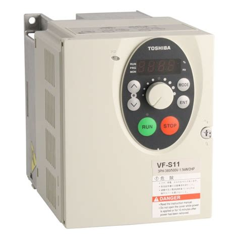 Toshiba Vf S15 Inverter 7 5hp toshiba vfs11 4kw 400v ac inverter drive speed