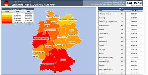 heat maps germany heat map generator dynamic printable excel